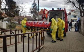 Doua noi focare de coronavirus in Romania - Unul e aproape de Sibiu