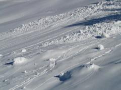 Doua persoane au murit in urma unei avalanse in Italia