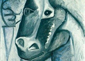 Doua picturi de Picasso furate din Elvetia, gasite in Serbia