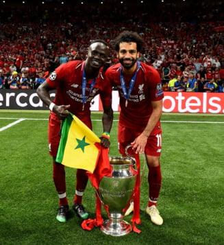 Doua recorduri majore atinse in Liga Campionilor dupa penaltiul transformat de Salah in debutul finalei cu Tottenham