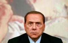 Doua romance, acuzate de marturie falsa in procesul Berlusconi