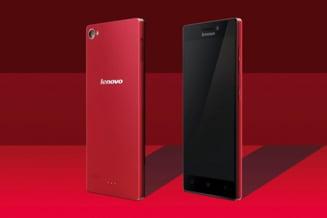Doua smartphone-uri surprinzatoare, lansate de Lenovo