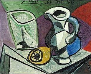 Doua tablouri de Picasso, furate dintr-o galerie din Elvetia