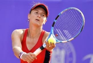 Doua tenismene romane au fost eliminate, joi, de la Australian Open