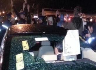 Douasprezece persoane citate de Politie, pentru a da declaratii privind agresarea lui Barbu