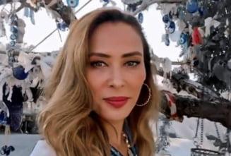 """Dovada clară că Iulia Vântur stă """"lipită"""" de Salman Khan! Mesajul de amor al româncei și locul romantic unde s-a filmat VIDEO"""