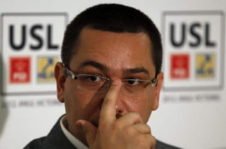 Dovezile de plagiat sunt clare, Victor Ponta ar trebui sa-si dea demisia - sondaj