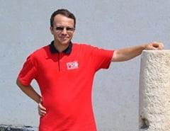 Dr. Aurel-Daniel Stanica de la I.C.E.M.Tulcea, premiat de Academia Romana!