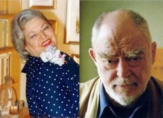 Draga Olteanu Matei si Mircea Albulescu au stea pe Aleea Celebritatilor