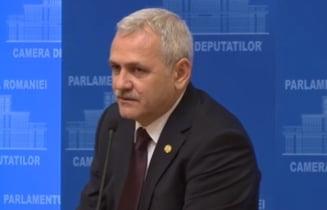 Dragnea: Eu nu-l primeam pe Iohannis nici in curtea Guvernului