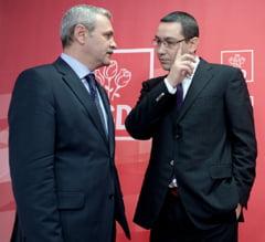 Dragnea: Ii rup imediat demisia in alb lui Ponta. Nu-l mai las acum sa castige