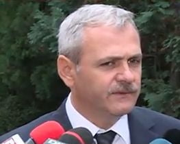 Dragnea: In Romania nu exista dreapta, ci partide stranse intr-un grup de sustinere a lui Basescu