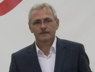 Dragnea: Iohannis a migrat de la FDGR la PNL. E singurul caz de bigamie politica (Video)