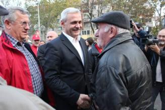 """Dragnea: Iohannis vrea dezbinare. Am vazut la Timisoara pancarte cu """"Republica Banat"""""""