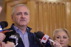Dragnea: Majoritatea parlamentara nu se pierde. Daca nu mai e niciun acoperit, nu mai pleaca