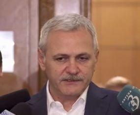 Dragnea: Nu anuntam prezidentiabilul la congresul de sambata. Il sustin pe ministrul Toader fara niciun fel de ezitare