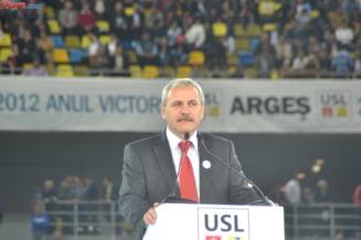 Dragnea: Nu cred ca PSD il va sustine pe Tariceanu la sefia Senatului sau la prezidentiale (Video)