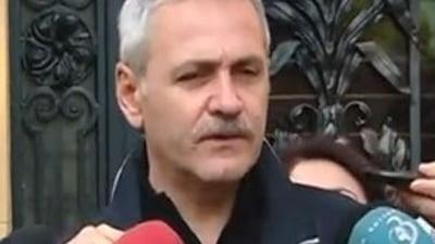 Dragnea: Nu e obligatoriu ca premierul sa fie de la PSD, nici nu cred ca e bine sa fie (Video)