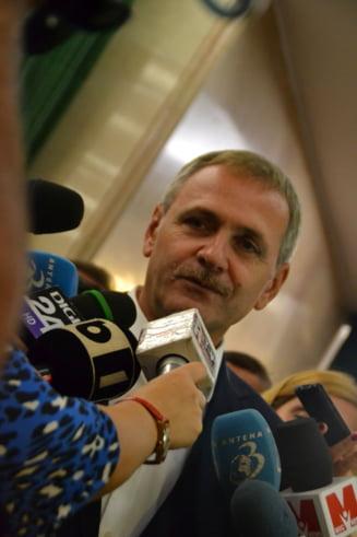 Dragnea: Nu intentionez sa merg prim-ministru nici acum, nici maine, nici anul asta