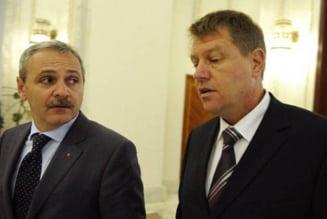Dragnea: Orban, Iohannis si Blaga, niste reclamagii, dar pe betivi si pe nebuni trebuie sa-i lasi in pace