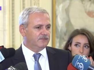 Dragnea: Palatul Victoria a inviat. L-am rugat pe ministrul de Finante sa capete mai repede experienta
