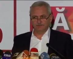Dragnea: Pregatim deja actele normative, inclusiv hotarari de guvern si ordine de ministru