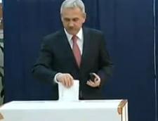 Dragnea: Presedintele e comandatul suprem al Armatei, orice bun roman sa voteze romaneste! (Video)