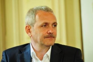 Dragnea: Proiectul de reorganizare aparut nu e oficial sau asumat de Guvern