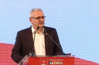 Dragnea: Sa-i faceti plangere pentru inalta tradarea lui Iohannis! Vrea sa fie presedinte pe viata!