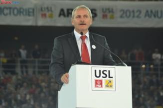 Dragnea: Sibiul are multe argumente pentru a fi resedinta de regiune