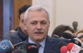 """Dragnea: Suspendarea presedintelui nu a fost si nu este o solutie. A vorbit cu Iohannis despre """"pace in Romania"""""""
