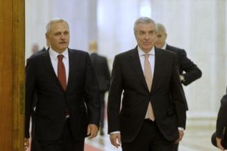 Dragnea, Tariceanu si Chitoiu negociaza Guvernul inaintea sedintei CEx de maine