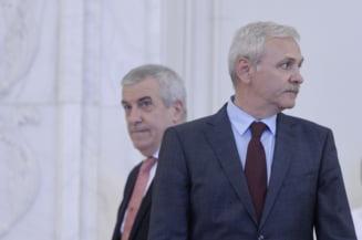 Dragnea, Tariceanu si Ponta, in fata completului de 5 judecatori. Inalta Curte judeca astazi 97 de dosare