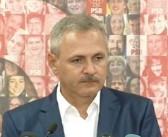 Dragnea, despre demisia lui MRU: Sper sa nu faca parte dintr-un razboi politic subteran