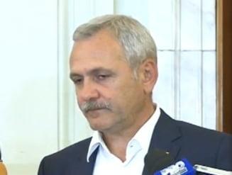 Dragnea, despre numirea lui MRU la SIE si revenirea in tara a lui Ponta: Sa faca mari eforturi!