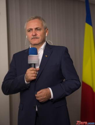 Dragnea, despre premierul PSD: Nu stim cine este, dar stim sigur cine nu e. Nu presa face Guvernul