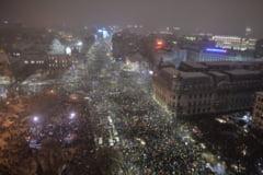 Dragnea, despre proteste: Unde au fost 70.000? Pe evaluarile oficiale au fost 25.000