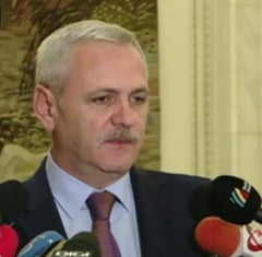 Dragnea, nemultumit ca Iohannis intarzie bugetul: E intr-o campanie ofensiva negativa impotriva noastra