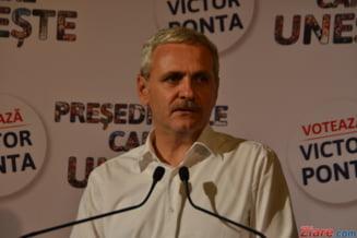 Dragnea, noul presedinte interimar al PSD: I-a trecut supararea pe Ponta?