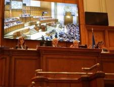 Dragnea Tariceanu plen motiune cenzura