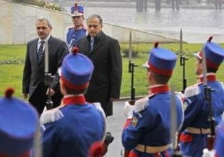 Dragnea Voda l-a suparat pe Basescu