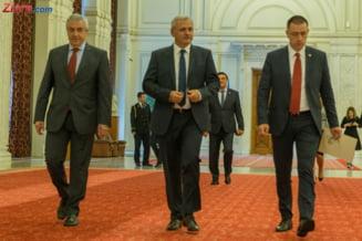 Dragnea a anuntat oficial ministrii Guvernului Tudose: Cateva nume noi, dar cei mai multi au ramas din Cabinetul Grindeanu