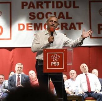 Dragnea a evitat presa in turneul prin Moldova pentru a-si pastra scaunul de la PSD