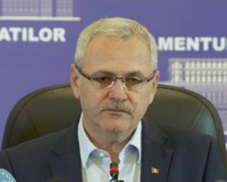 Dragnea a stabilit lista cu ministrii lui Grindeanu, dar o anunta abia maine, ca sa le poata arata intai si colegilor
