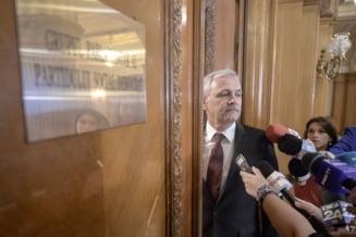 Dragnea a vorbit cu ambasadorul SUA, apoi i-a chemat in birou pe Stanescu si Iordache
