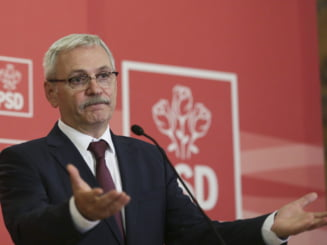 Dragnea afla azi soarta contestatiei sale la actuala conducere a PSD