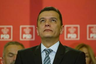 Dragnea anunta ca a luat act de demisia lui Grindeanu si propune joi un nou premier. Grindeanu spune ca nu renunta la functie
