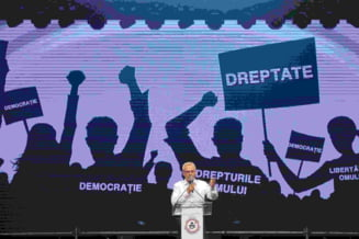 """Dragnea anunta la Targoviste ca vrea sa castige """"razboiul"""", intr-un discurs al urii fata de Iohannis, UE si multinationale. Nici asa nu scapa de huiduieli (Video)"""
