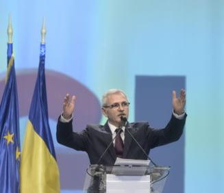 Dragnea da inapoi: Nu am spus ca il sustin pe Ionut Lupescu
