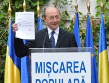 Dragnea despre inscrierea lui Basescu in PMP: Acum face cu acte ce facea inainte fara acte